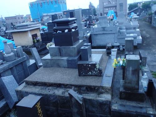 お墓の修理・イメージ01