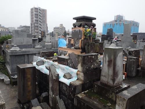 お墓の修理・イメージ02